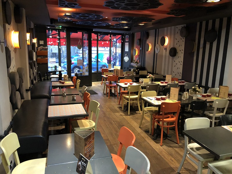 Bar à vendre - 77.0 m2 - 75 - Paris