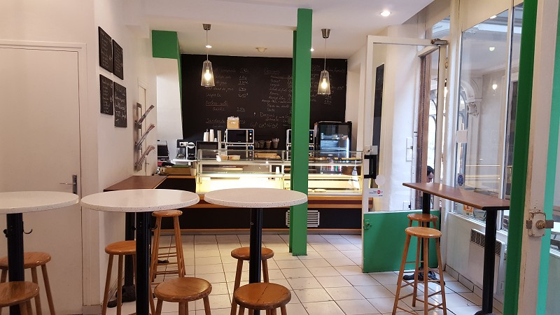 Vente commerce - Paris (75) - 50.0 m²