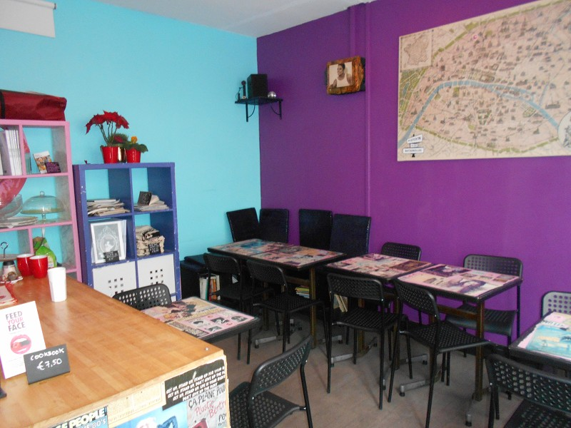 Vente commerce - Paris (75) - 30.0 m²