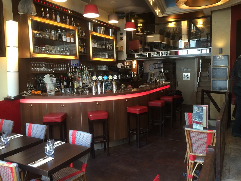 Bar à vendre - 118.0 m2 - 75 - Paris