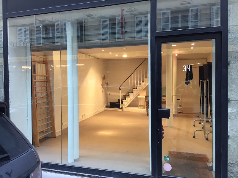 Vente commerce - Paris (75) - 95.0 m²