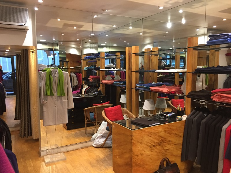 Vente commerce - Paris (75) - 23.4 m²