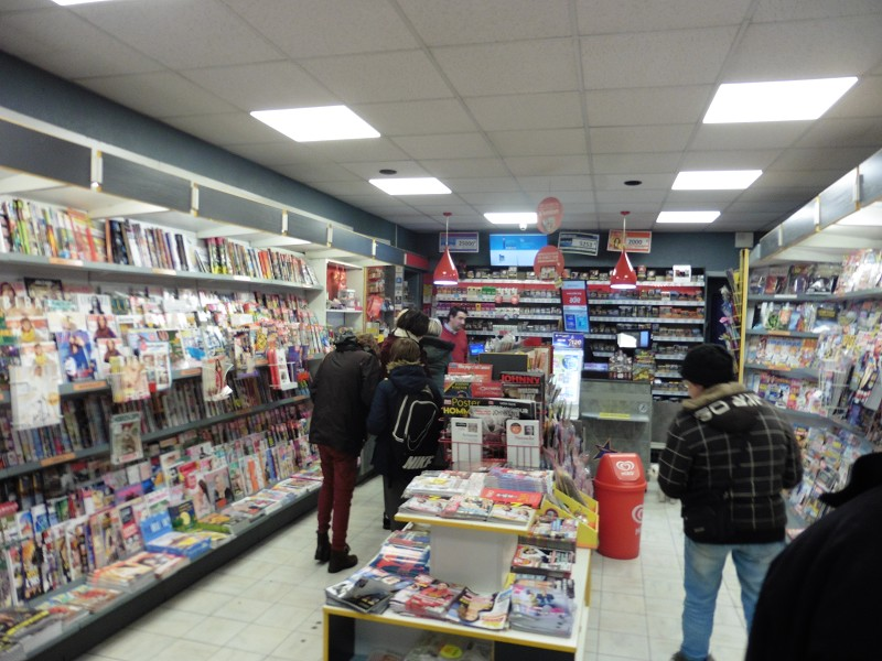 Vente commerce - Marne (51)