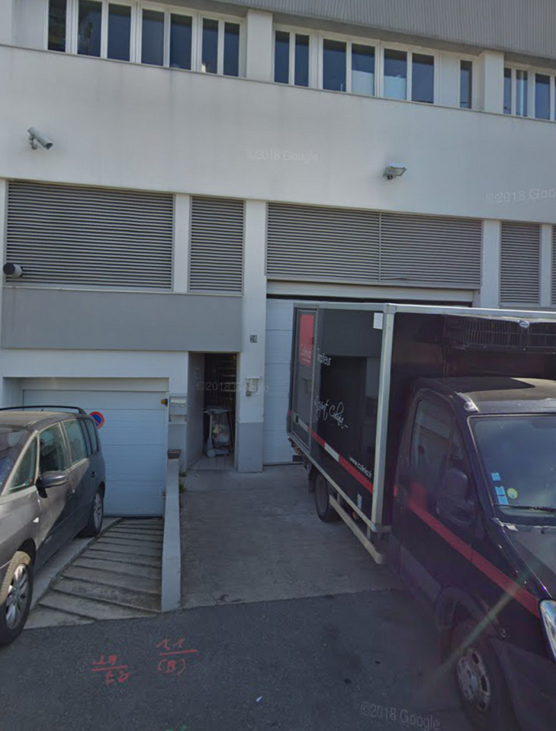 Vente fonds de commerce et immobilier d entreprise for Garage volkswagen seine saint denis