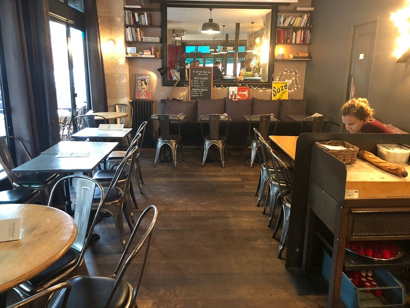 Bar à vendre - 123.93 m2 - 75 - Paris