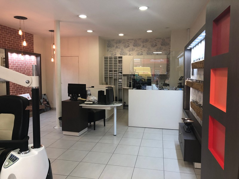 Vente commerce - Paris (75) - 123.0 m²